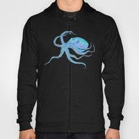 Octopus Swims Hoody