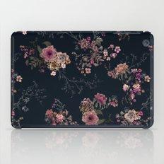 Japanese Boho Floral iPad Case