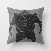 R E L I C  Throw Pillow