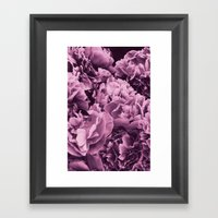 Packed Framed Art Print