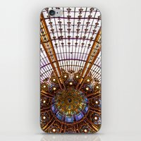 Under The Dome iPhone & iPod Skin