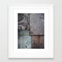 Covers Framed Art Print
