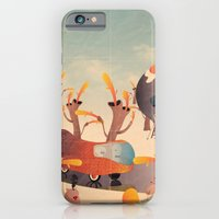 Wurstel Machine iPhone 6 Slim Case