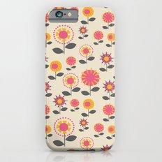 Floral Flight Pink iPhone 6 Slim Case