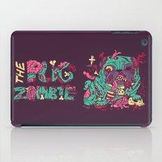 The Pug zombie iPad Case