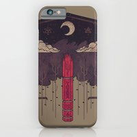 iPhone & iPod Case featuring The Lost Obelisk by Hector Mansilla