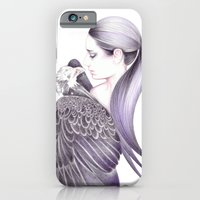 iPhone & iPod Case featuring Eagle Fly Free by Andrea Hrnjak