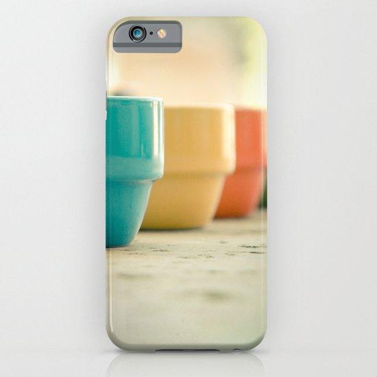 Rainbow Mugs iPhone & iPod Case