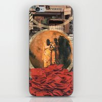 come on and sew us together iPhone & iPod Skin
