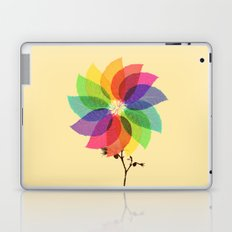 The windmill in my mind Laptop & iPad Skin