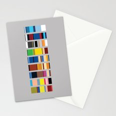 X Palette Stationery Cards