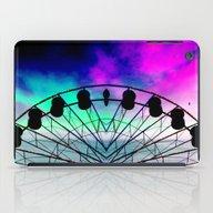 Luna Park iPad Case
