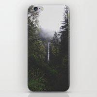 Latourell Falls, OR iPhone & iPod Skin