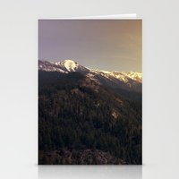 Sequoia National Park Stationery Cards