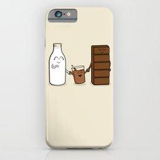 Milk + Chocolate iPhone 6s Slim Case