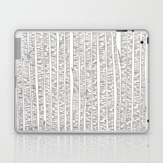 Lost In Stripes Laptop & iPad Skin