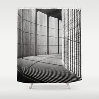 Chapel of Reconciliation - Berlin-Mitte Shower Curtain