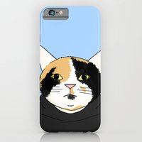 iPhone & iPod Case featuring Street Cat by Caz Haggar