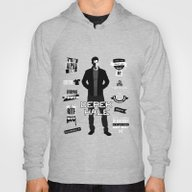 Derek Hale Quotes Teen W… Hoody