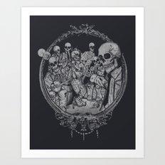An Occult Classic Art Print