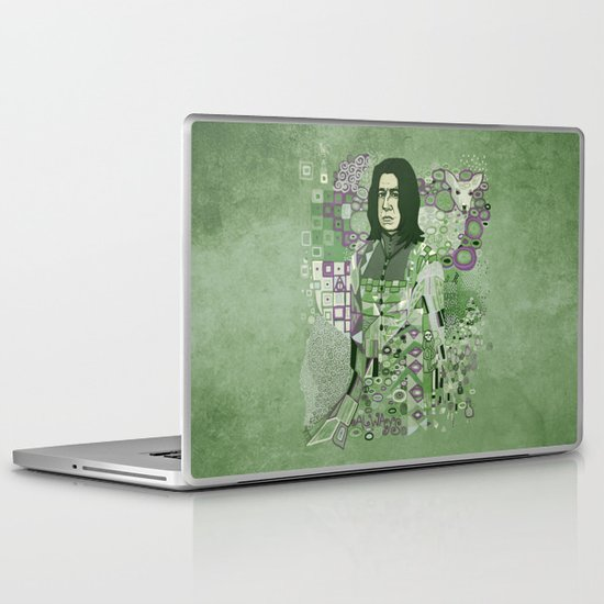 Portrait of a Potions Master Laptop & iPad Skin