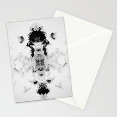 Organic Fracalism  Stationery Cards