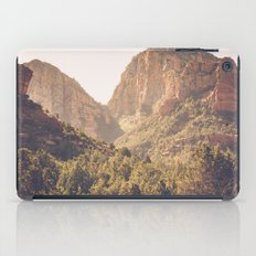Hike at Devil's Bridge iPad Case