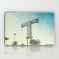 Texas T Laptop & iPad Skin