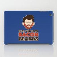 Bacon Beard (men's Versi… iPad Case
