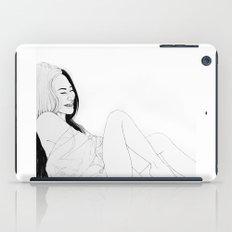 Happiness(illustration) iPad Case