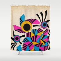 - Rose - Shower Curtain