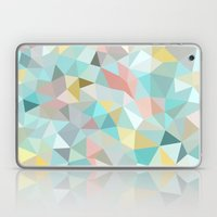 Pastel Tris Laptop & iPad Skin