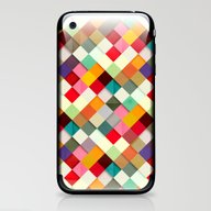 iPhone & iPod Skin featuring Pass This On by Danny Ivan