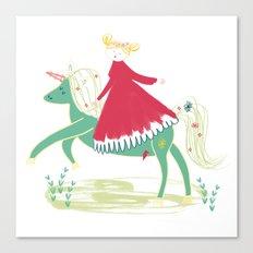 A Fairy Tale  Canvas Print