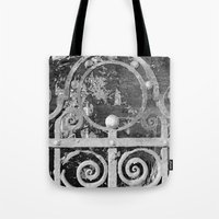 The MAGIC Gate - Another… Tote Bag
