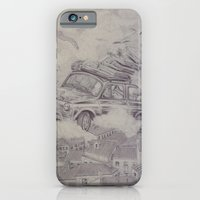 iPhone & iPod Case featuring 500 Km high by Carmine Bellucci