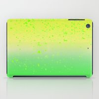 lime and kiwi  iPad Case