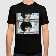 Camille SMALL Black Mens Fitted Tee