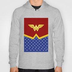 Wonder Of Woman - Superhero Hoody