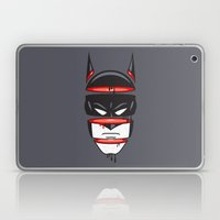 Defrag Man Laptop & iPad Skin