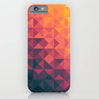 twilight iPhone & iPod Cases featuring Infinity Twilight by Picomodi