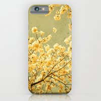 iPhone & iPod Case featuring vintage spring by Iris Lehnhardt