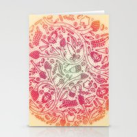 Fruitful Thoughts. Stationery Cards