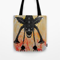 Mon.day  Tote Bag