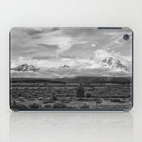 Tetons, Wyoming iPad Case