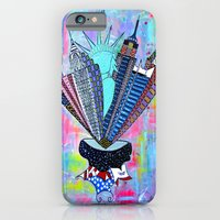 INSPIRE NEW YORK!  iPhone 6 Slim Case