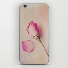 Hazy Rose iPhone & iPod Skin