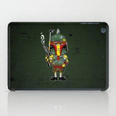 SpongeBoba Fett - Star Wars Spongebob mashup iPad Case