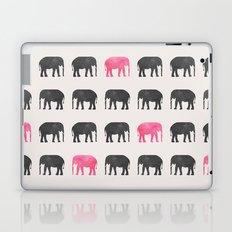 Elephant walk  Laptop & iPad Skin