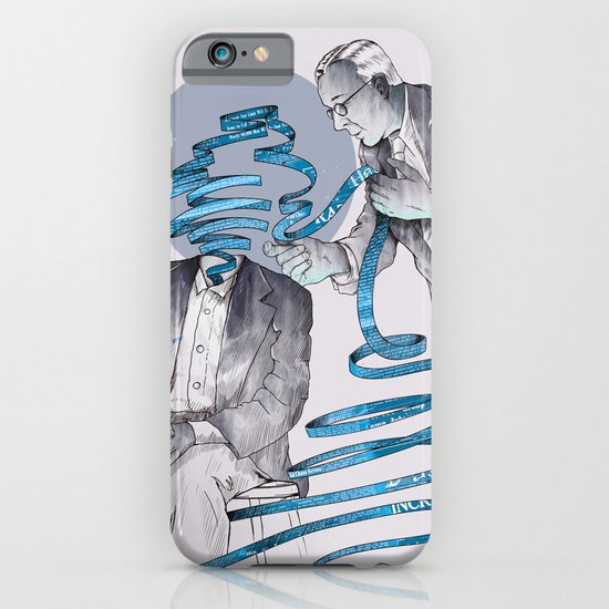 Mind Reader iPhone & iPod Case